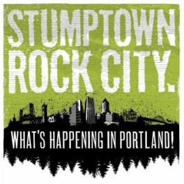 VV.AA. Stumptown Rock City.