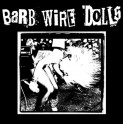 "7"" BARB WIRE DOLLS (black)"