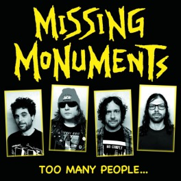 "7"" Missing Monuments"