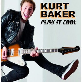 LP KURT BAKER: Play It Cool (colour)