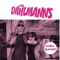 "7"" The DAHLMANNS: Girl Band (black)"