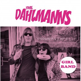 "7"" The DAHLMANNS: He's A Drag (black)"