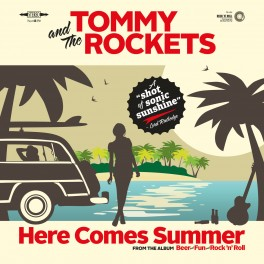 """7"""" TOMMY & The Rockets"""