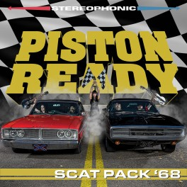CD PISTON READY: Scat Pack '68