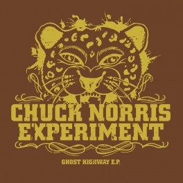 """8"""" CHUCK NORRIS EXPERIMENT: Ghost Highway EP"""