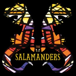 LP The SALAMANDERS: s/t