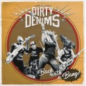 LP The DIRTY DENIMS: Back With A Bang! (Red)