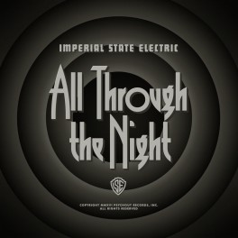 LP IMPERIAL STATE ELECTRIC: All Though The Night