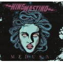 LP KING MASTINO: Medusa (black)