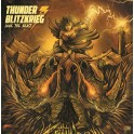 LP THUNDER & BLITZKRIEG: Love The Beast (yellow)