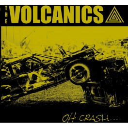 LP The VOLCANICS: Oh Crash!