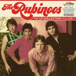 3 LP The RUBINOOS: The LP Collection Vol. 1