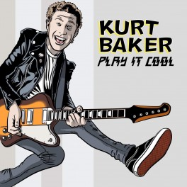 LP KURT BAKER: Play It Cool (180gr, yellow)