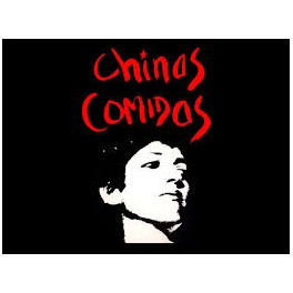 LP CHINAS COMIDAS: s/t (black)