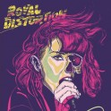 "7"" ROYAL DISTORTION: You're a Mistery (pink)"