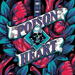 LP POISON HEART: Heart of Black City