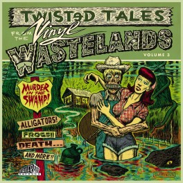 LP VV.AA. TWISTED TALES