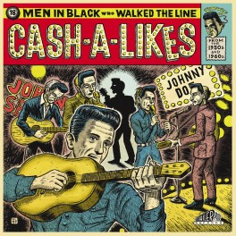 LP VV.AA. CASH-A-LIKES (Gatefold Cover)