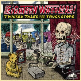 LP VV.AA. EIGHTEEN WHEELERS (Gatefold Cover)