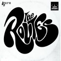 """7"""" The ROUTES: 4 Track EP (black) *PRE-ORDER*"""