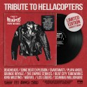 LP VV.AA. Tribute To The HELLACOPTERS: Payin' Our Dues (Black) *PRE-ORDER*