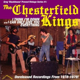 "7"" The CHESTERFIELD KINGS: I Think I'm Down"
