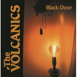 LP The VOLCANICS: Black Door (Black) *PRE-ORDER*