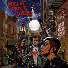 "12"" BULLET PROOF LOVERS (black)"