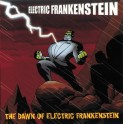 "12"" ELECTRIC FRANKENSTEIN: The Dawn of E.F. (black)"