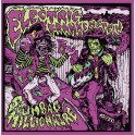 "Split 7"" ELECTRIC FRANKENSTEIN / SCUMBAG MILLIONAIRE (fluo-green)"