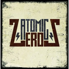 "7"" ATOMIC ZEROS: Dirty Game"