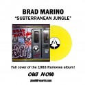 LP BRAD MARINO: Subterranean Jungle (Yellow) *import*