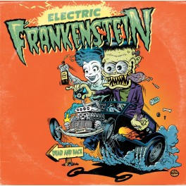 LP ELECTRIC FRANKENSTEIN - Dead & Back *PRE-ORDER*