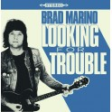 LP BRAD MARINO: Looking For Trouble (Blue)