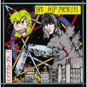 """7"""" The HIP PRIESTS: No Stranger To Failure / Sounds A Lot Like War (yellow)"""