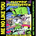 LP ELECTRIC FRANKENSTEIN: Me No Like You (yellow) *PRE-ORDER*