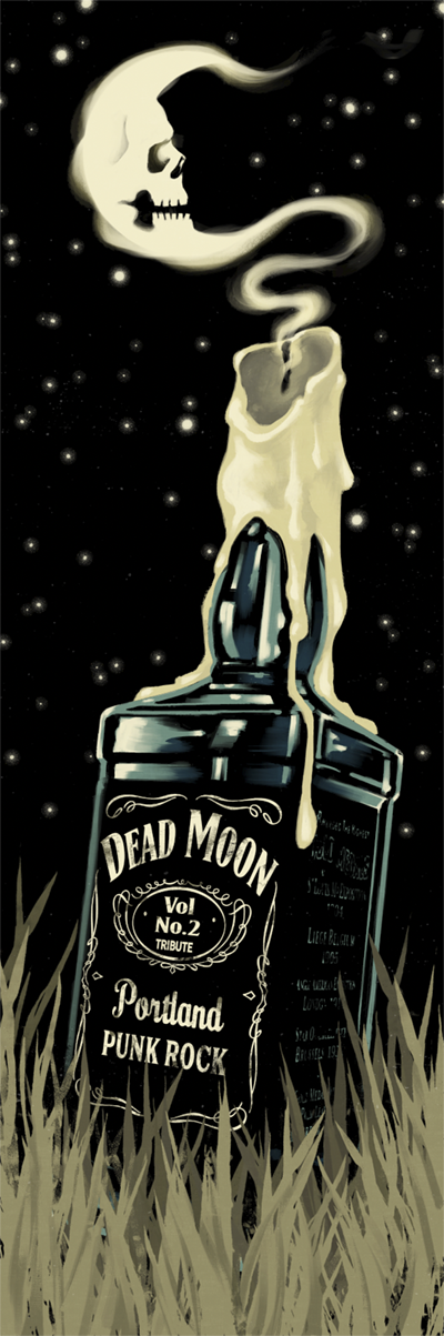 Dead Moon Poster