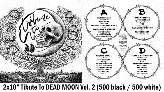 VV.AA. Tribute To DEAD MOON Vol. 2