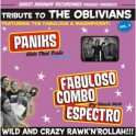 "7"" Tribute To The OBLIVIANS Vol. 3"