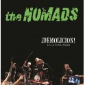LP The NOMADS: ¡Demolicion! Live At El Sol, Madrid (black)