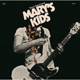 """7"""" MARY'S KIDS: Time Has Come Today (black)"""