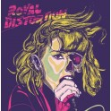 "7"" ROYAL DISTORTION: You're a Mistery (black)"