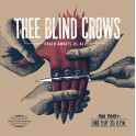 LP Thee BLIND CROWS: Death Await Us All (red)
