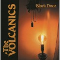LP The VOLCANICS: Black Door (Fluo-Green)
