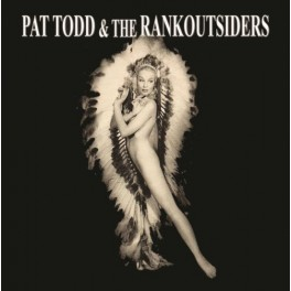 "7"" PAT TODD & The Rankoutsiders: Stripper (Black)"