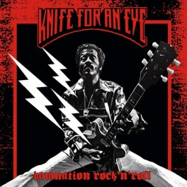 LP KNIFE FOR AN EYE: Damnation Rock And Roll