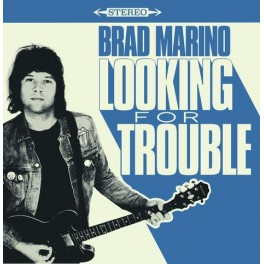 LP BRAD MARINO: Looking For Trouble (blue) *PRE-ORDER*