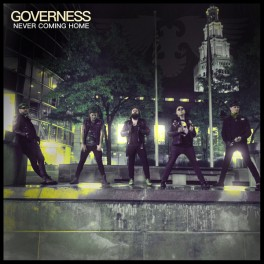 LP GOVERNESS: Never Coming Home (colour) *import*