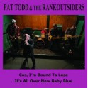 "7"" Pat Todd & The Rankoutsiders (purple)"